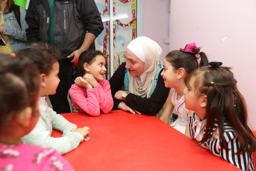 Syrian Refugees: The Road to Recovery